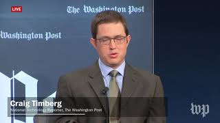 Washington Post reporters explain use of anonymous sources in Russia reporting