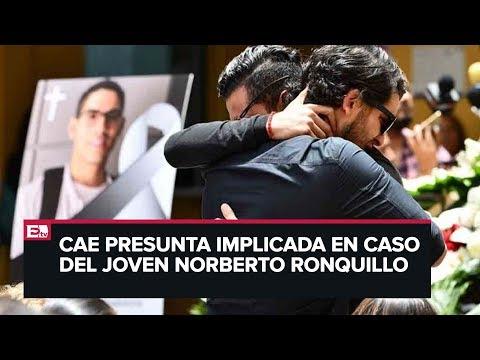 Cae 'La Bruja'; participó en el caso del joven Norberto Ronquillo