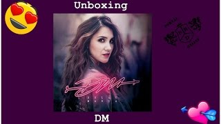 Unboxing   Dulce María - DM