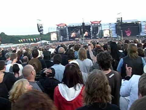 AC/DC - Thunderstruck - Download Festival 2010