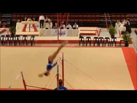 Gymnastique - Barres