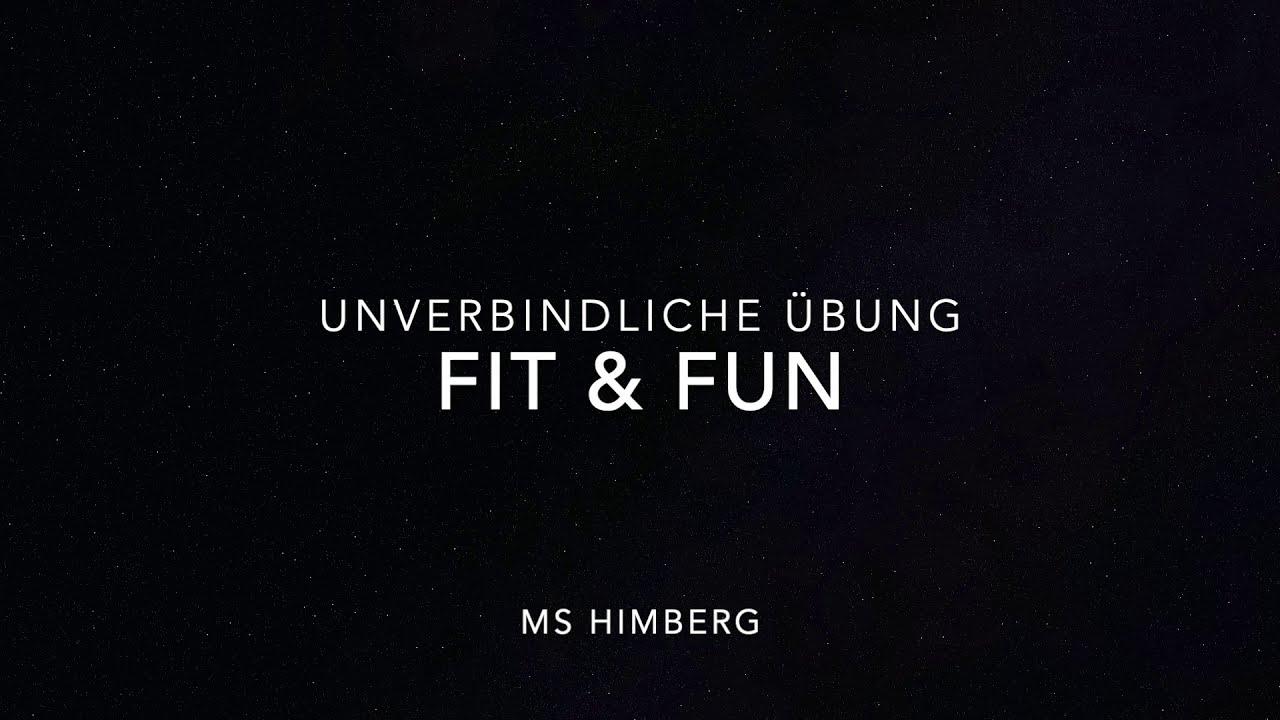 "Unverbindliche Übung ""Fit & Fun"""