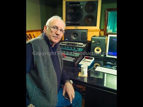 Pete Waterman talks about record production with George Shilling