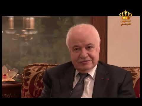 "An exclusive interview on program ""Hatha Ana""  - Jordan TV"