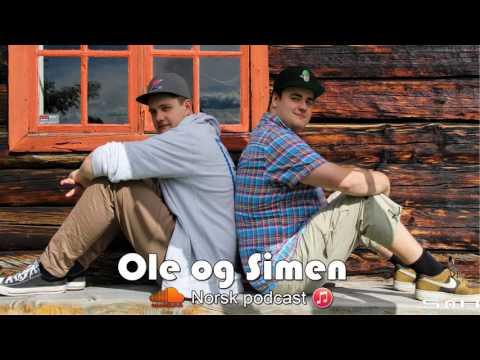 NY NORSK PODCAST! | OLE OG SIMEN | EPISODE 1