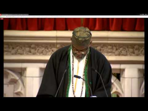 Imam Talib - Celebration Of Life For Yosef Ben-Jochannan