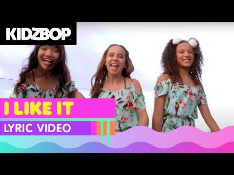 KIDZ BOP Kids - I Like It (Official Music Video)