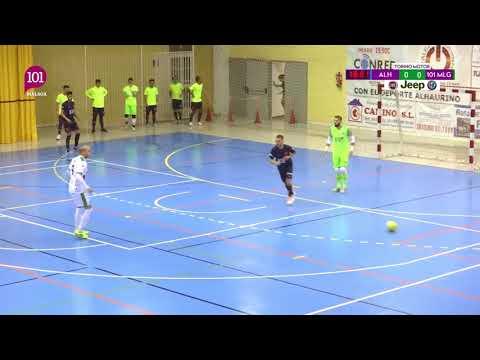 FUTBOL SALA | Alhaurin el Grande vs  101TV MCF Fútsal (1-2)