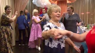 Сапфировая свадьба родителей. Вместе 45 лет.