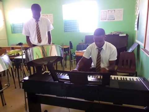 Hello/When she's gone by pmss students (BARBADOS)