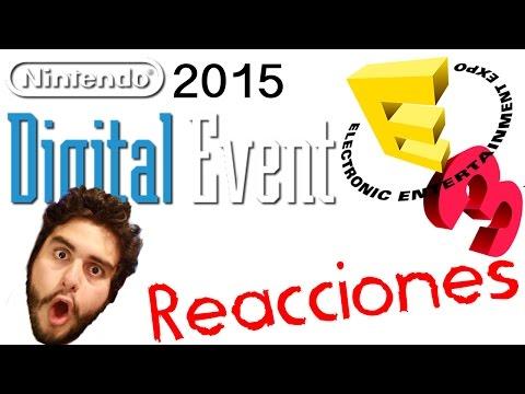 Nintendo E3 2015 [Reacciones] (en español)