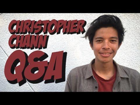 CHRISTOPHER CHANN - Q&A