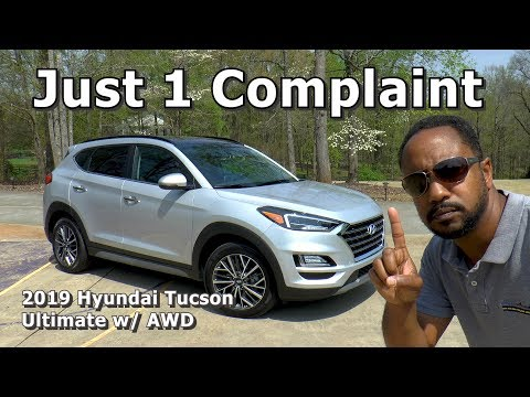 2019 Hyundai Tucson Ultimate AWD Review - Just 1 Complaint