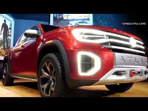 2019 Volkswagen Atlas Tanoak Redesign Interior Exterior