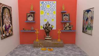 Pooja Room Design YouTube