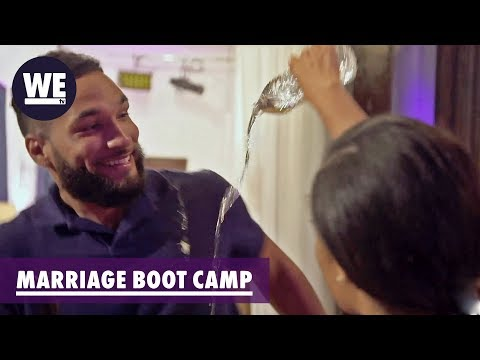 'WTF Are You Doing?!' | Marriage Boot Camp: Reality Stars | WE tv
