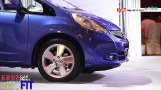 安全升級Honda New Fit發表