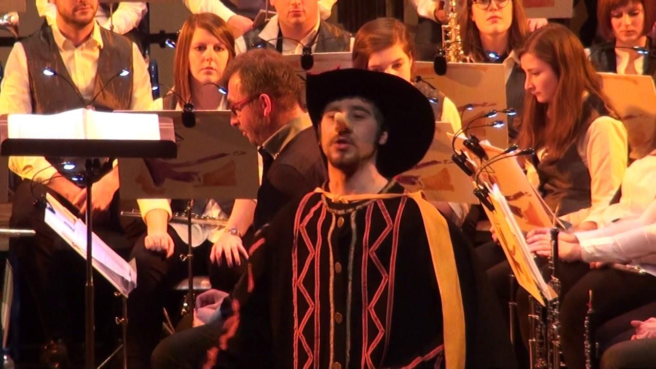 Caecilia Wind Orchestra - Spectacle 2016 : Cyrano de Bergerac