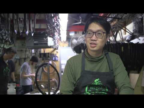 Bike Co-ops in New York: Recycle-A-Bicycle
