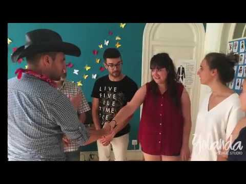 Suggestopedia Teacher Lachezar Gudev in Barcelona
