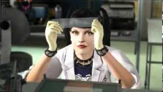 NCIS the video game trailer