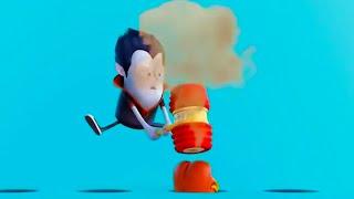 Kebi는 Cula를 미치게 만든다 !! | 스푸키 즈 쿠키 | 어린이를위한 만화