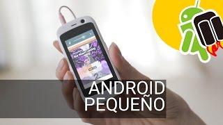 Jelly, el móvil Android más pequeño con Android 7 y 4G
