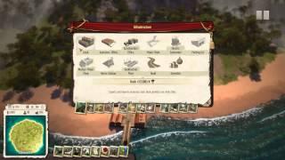 Tropico 5 - How do I explore, buy trade boats, and command el presidente