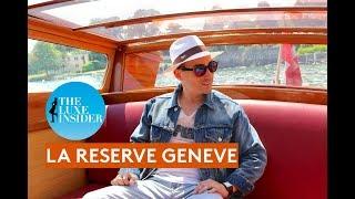 La Réserve Genève | Lake Suite by The Luxe Insider