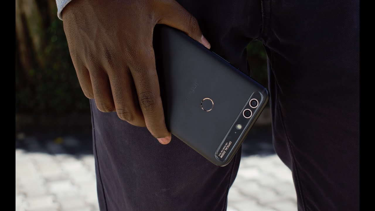 Infinix Zero 5 Pro Unboxing and First Impressions (Video)
