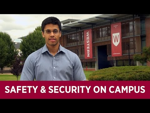 Safety & Security On Campus At Western Sydney University