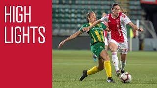 Highlights ADO Den Haag - Ajax Vrouwen