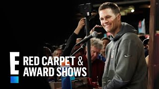 Gisele Bundchen's Super Bowl Protection Gift to Tom Brady | E! Live from the Red Carpet
