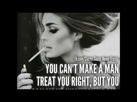"""Good girls gone bad"" ( 69 powerful quotes for woman )"