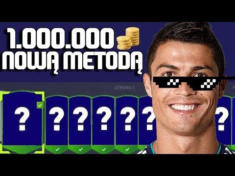 FIFA 18 - Zarobiłem kolejny 1.000.000 nową metodą! - Handluj z tym #3