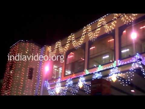 Vadodara Junction Railway Station at Gujarat