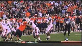 2011: Virginia Tech vs. University of Virginia: Hokie Highlights