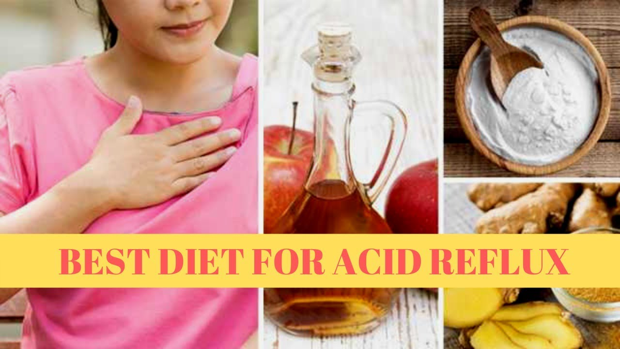 Foods That Can Help with Acid Reflux Symptoms | Best Diet For Heartburn,  GERD, Acid Reflux