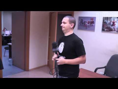 видео: Прогулка по офису компании nival