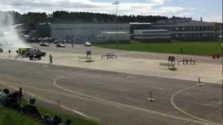Drifting Motormässan Östersund 2012-05-26