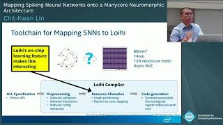 Mapping Spiking Neural Networkson to a Manycore Neuromorphic Architecture