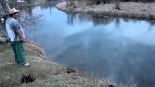 वाल्टर मछली पकड़ने दुर्घटना