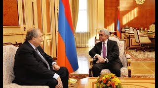 ՀՀ նախագահի ՀՀԿ-ի թեկնածուն Արմեն Սարգսյանն է