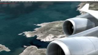 [Prepar3D V4] - Takeoff Menorca