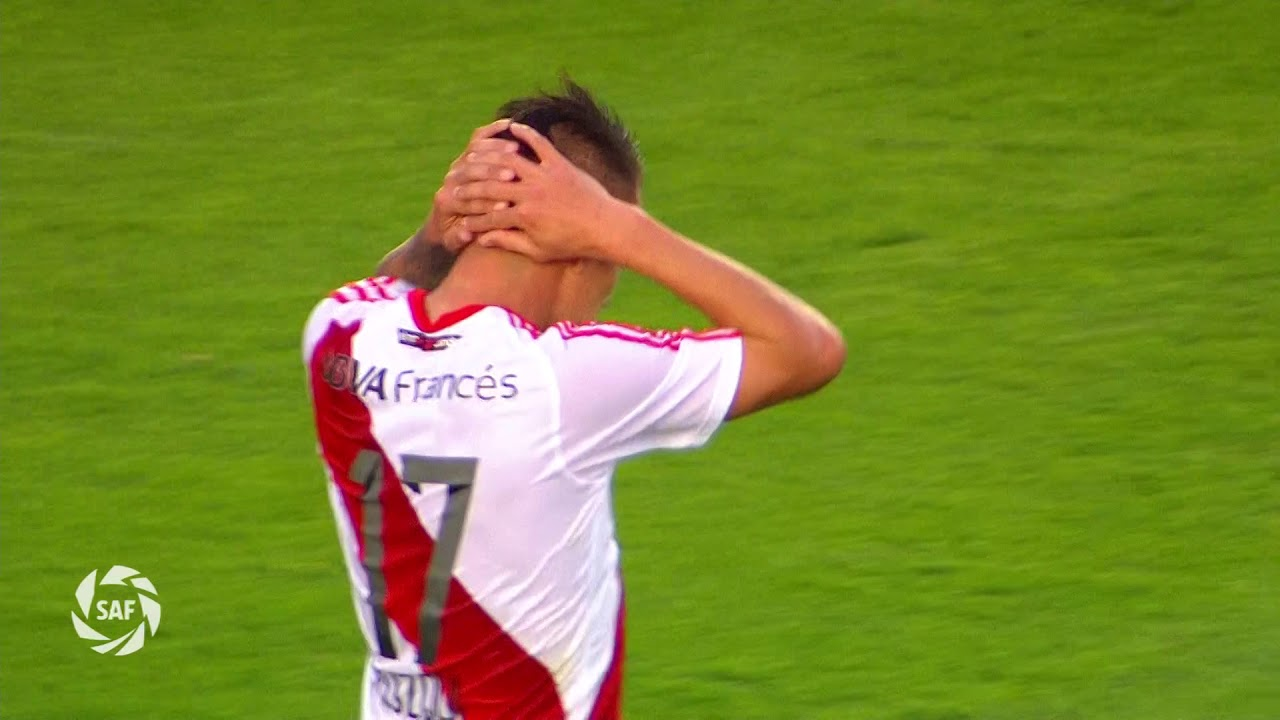 River Plate 1-1 Argentinos juniors