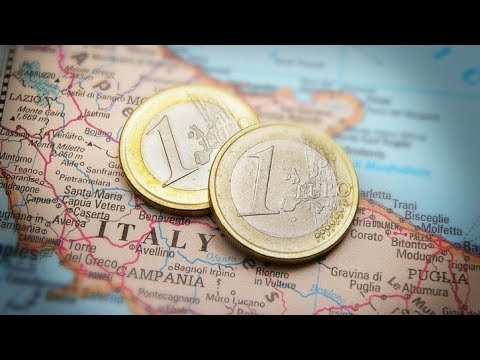 Italy's Mounting Debt Is Cause Of Concern For EU And Stability Of Euro