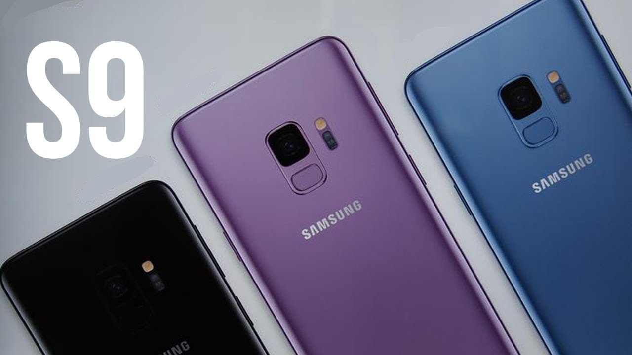 samsung galaxy s9 color comparison youtube. Black Bedroom Furniture Sets. Home Design Ideas