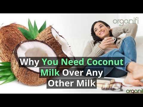 Coconut Milk vs. Other Milk Alternatives