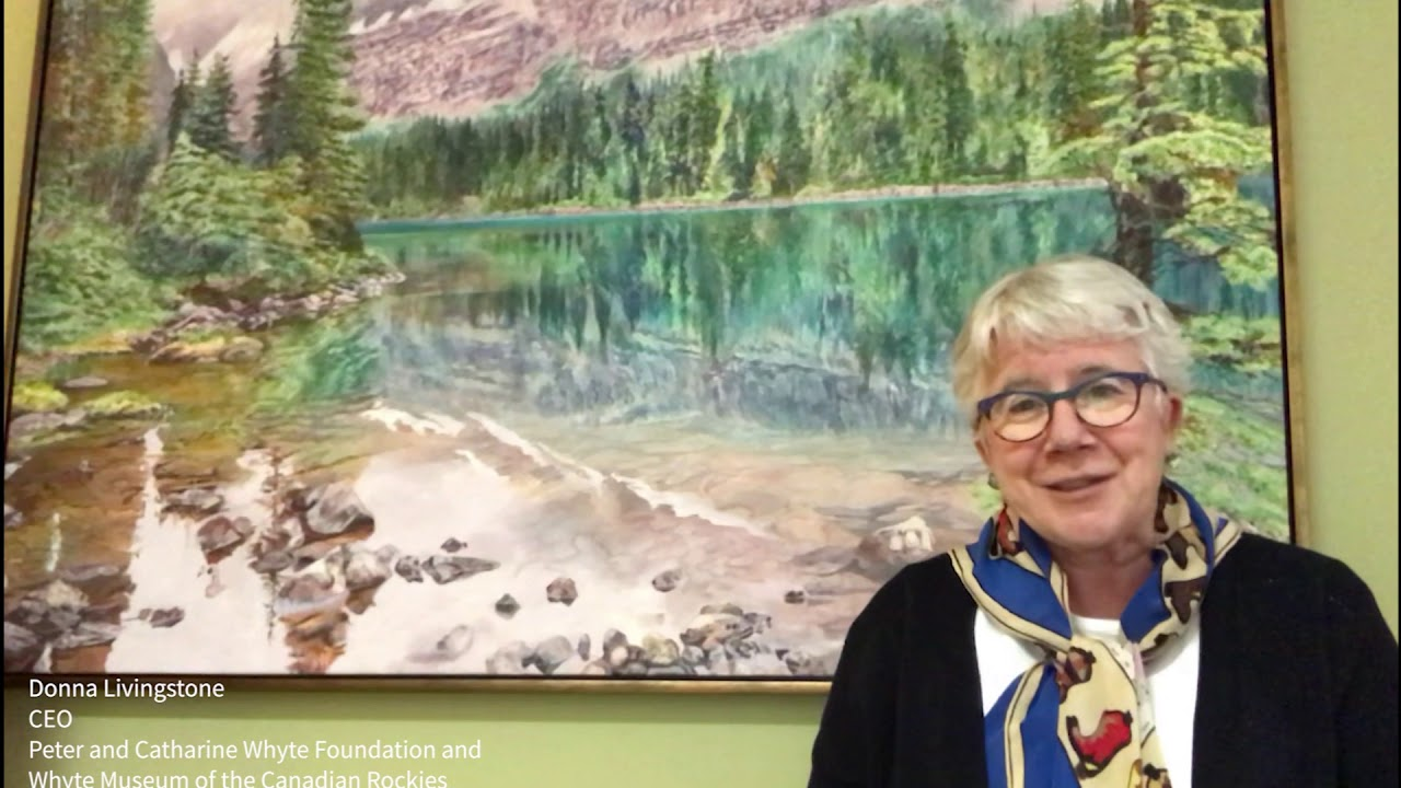 Artists in Isolation: A Whyte Museum Series