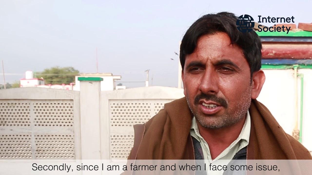 Internet Society W4C Pakistan Promo